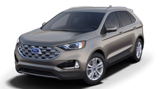 New 2019 Ford Edge SEL Crossover 2FMPK4J94KBC48018 in Sturgis, SD